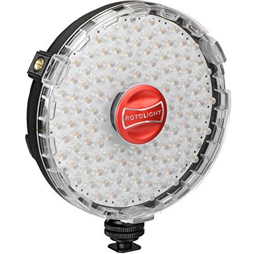 Rotolight NEO On-Camera LED Light by ROTOLIGHT