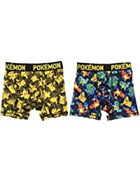 2 Pack Boys Boxer Briefs