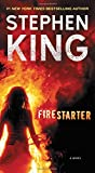 Book cover from Firestarter by Stephen King