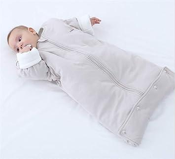 Kevin Bin Saco de Dormir para niños Modelos de otoño e Invierno Bebé antirrebito Bebé Invierno Edredón de algodón Grueso para niños: Amazon.es: Hogar