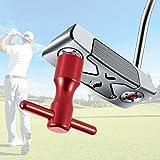 Best Team Golf Golf Push Carts - Aluminium Alloy Golf Putter Weight Wrench Tool Golf Review