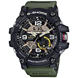 Casio G-Shock Analog-Digital Black Dial Men's Watch - GG-1000-1A3DR (G662)