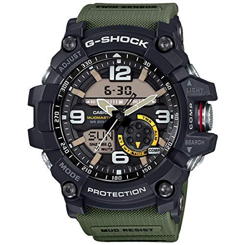 Casio G-Shock Analog-Digital Black Dial Men's Watch - GG-1000-1A3DR (G662) (B01FFIQFGY) Amazon Price History, Amazon Price Tracker