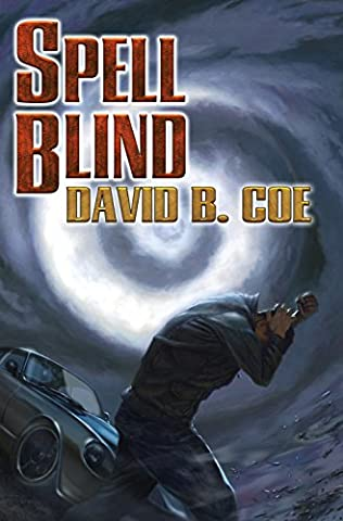 book cover of Spell-Blind