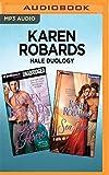 Karen Robards Hale Duology: Island Flame & Sea Fire