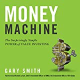 img - for Money Machine: The Surprisingly Simple Power of Value Investing book / textbook / text book