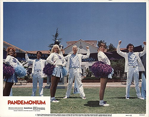 """Cater to 1982 Authentic 11"""" x 14"""" Original Lobby Card Jan Speck Horror"""