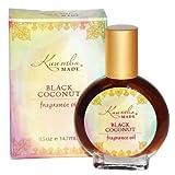 KUUMBA MADE Black Coconut Fragrance Oil, 0.5 OZ
