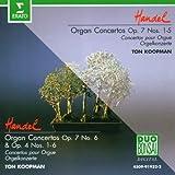 Handel - Organ Concertos / TON KOOPMAN, THE AMSTERDAM BAROQUE ORCHESTRA