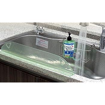 Amazon Com Mia Home Silicon Kitchen Sink Water Splash