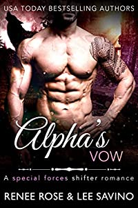Alpha's Vow (Shifter Ops series Book 2)