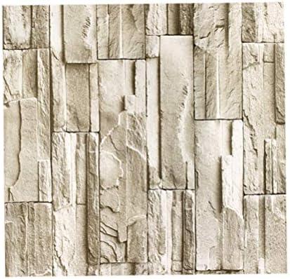 iplusmile 壁紙 壁紙シール シール 防水 耐熱 防カビ 防汚 タイルシール 掃除簡単 装飾用 1ロール 45x600cm