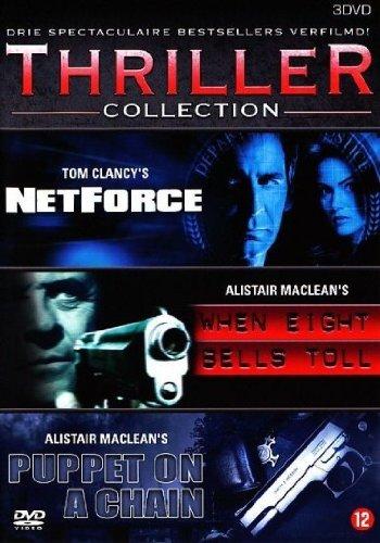 When Eight Bells Toll - NetForce / When Eight Bells Toll / Puppet on a Chain (Net Force / When 8 Bells Toll)
