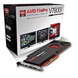 Sapphire AMD FirePro V7900 SDI 2GB GDDR5 Quad DP PCI-Express Graphics Card Graphics Cards 100-505846