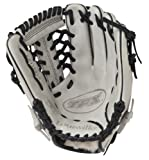 Louisville Slugger 11.5-Inch TPX HD9 Hybrid Defense Ball Glove - Scarlet/Gray (Right Hand Throw)
