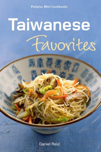 Mini Taiwanese Favorites Periplus Mini Cookbook Series Kindle