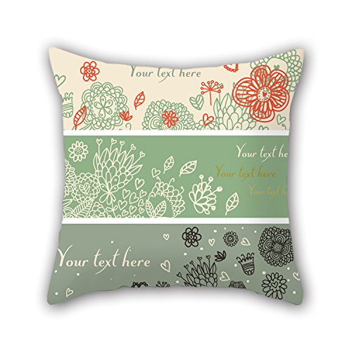 Pillowcase Of Color Block 18 X 18 Inches / 45 By 45 Cm Best