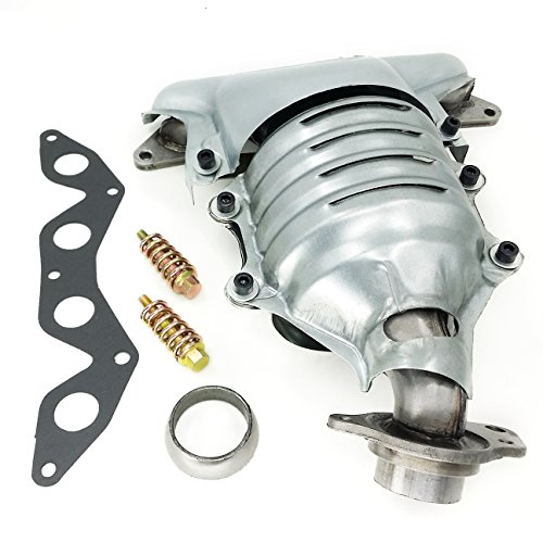 SKP SK674608 Exhaust Manifold with Integrated Catalytic Converter