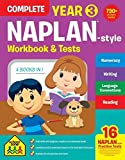 NAPLAN*-style Complete Year 3 Workbook and Tests (new cover)