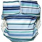 CuteyBaby Modern Cloth Diaper (Nantucket Stripe)