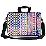 Kitron 13-13.3 Inch Neoprene Sleeve Laptop Shoulder Bag with Removable Shoulder Strap