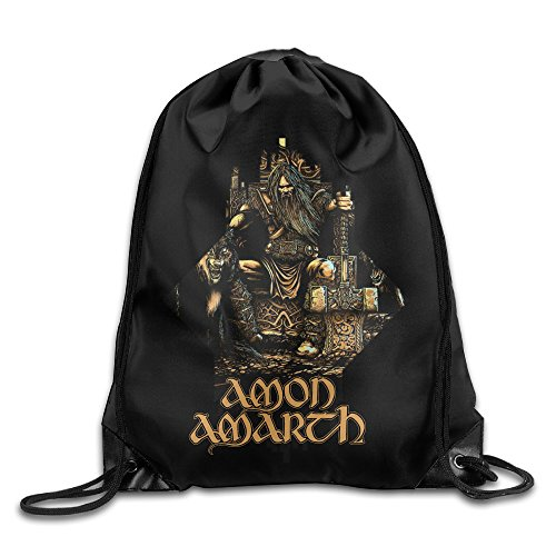 [YYHU Death Metal Band Sackpack Rucksack Shoulder Bags Sport Gym Bag - Great For Travel And Everyday] (Persona 4 Dancing All Night Costumes)