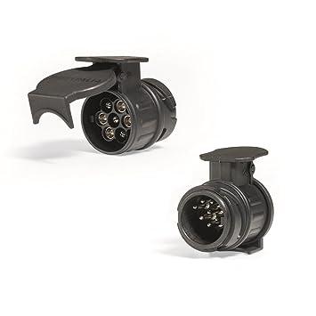 Westfalia Adapter 13- auf 7-polig | für die Verbindung eines PKW ...