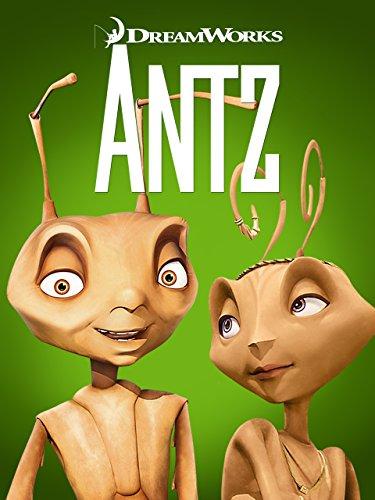 Amazon Com Antz Woody Allen Sharon Stone Sylvester