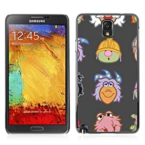 Designer Depo Hard Protection Case for Samsung Galaxy Note 3 N9000 / Muppet Heads