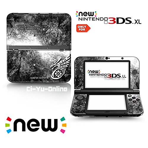 new 3ds xl monster hunter console - 9
