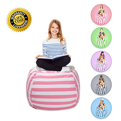 Pulling Animal (Stuffed Animal Storage Bean Bag Chair | 38
