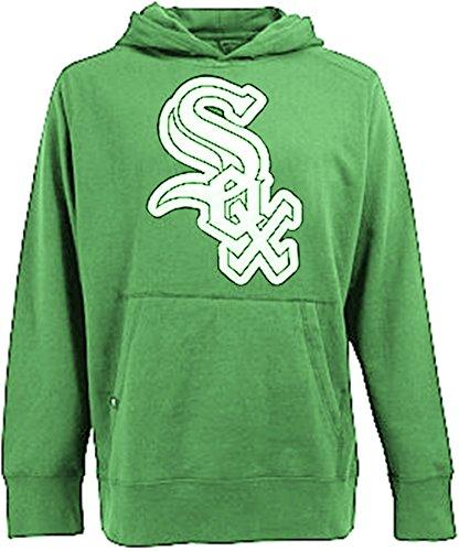 Chicago White Sox Green Signature Pullover Hoodie (Small) Chicago White Sox Pullover
