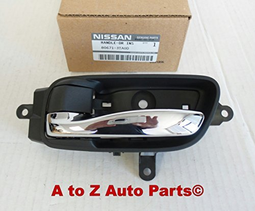 2013-2015 Nissan Altima, Pathfinder Driver Interior Door Handle OEM ()