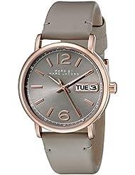 Marc by Marc Jacobs Womens MBM1385 Fergus Analog Display Quartz Grey Watch
