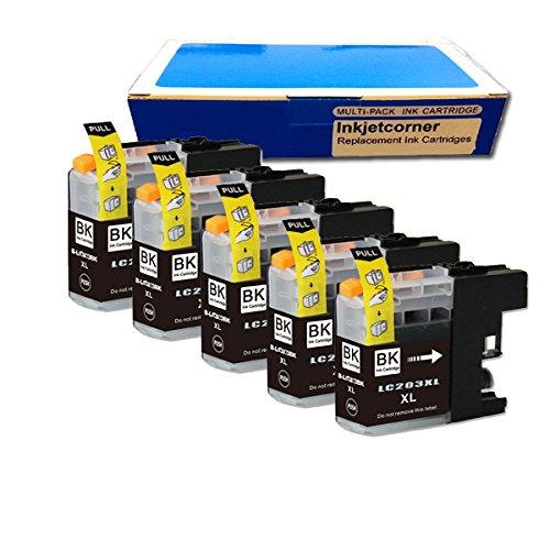 Inkjetcorner Compatible Cartridges MFC J460DW MFC J480DW