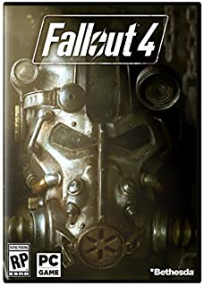 Fallout 4 - PC [Download Code] [Online Game Code] (B016E70408) | Amazon price tracker / tracking, Amazon price history charts, Amazon price watches, Amazon price drop alerts