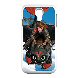 Winfors How to Train Your Dragon Phone Case For Samsung Galaxy S4 i9500 [Pattern-4]