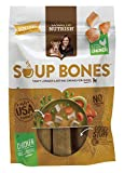Rachael Ray Nutrish Soup Bones Dog Treats, Real Chicken and Veggies Flavor, 6 bones, 12.6 oz. Bag