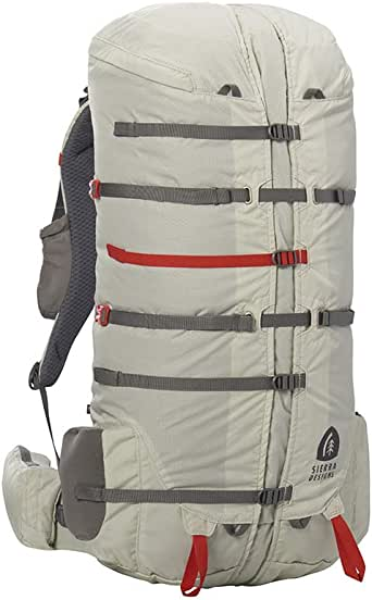 Sierra Designs Flex Capacitor 40-60 M/L Torso Hiking Backpack