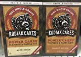 Power Cakes Protein Packs Flapjack & Waffle Mix Variety Pack 18 oz (Pack of 2)