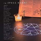 Lulli Spell Herbs for Witchcraft - 24 Bottles of