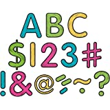 Teacher Created Resources Chalkboard Bright's Classic 2-Inch Letters Uppercase Pack (5814)