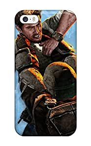 For Iphone 5/5s Protector Case Uncharted Phone Cover