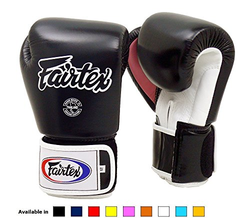 Twins Boxing Gloves (Red) - 7