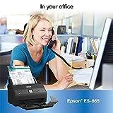 Epson Workforce ES-865 High Speed Color Duplex