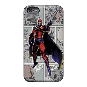 LauraAdamicska Apple Iphone 6 Best Hard Phone Covers Provide Private Custom Colorful Magneto Comics Pictures [lug29979Ojrq]