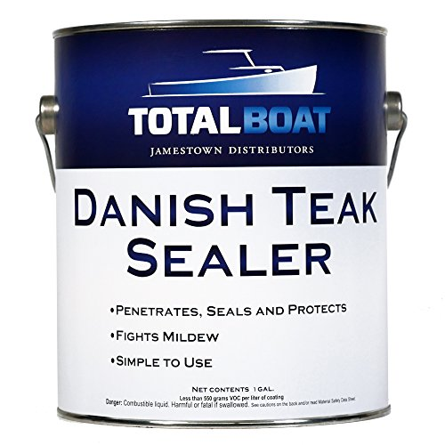 TotalBoat Danish Teak Sealer (Gallon) (Staining Teak)
