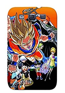 Exultantor Faddish Phone Wele To Anime Ichi Ni An 123 Case For Galaxy S3 / Perfect Case Cover