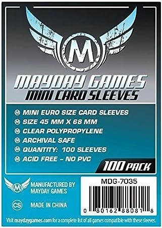 Amazon.com: Mayday Juegos, fundas de tarjetas en miniatura ...