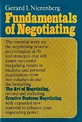 The Fundamentals of Negotiating